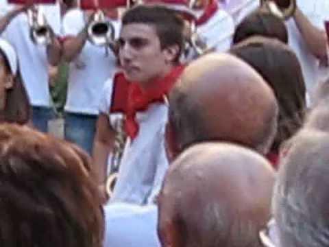 Pasodoble MANOLETE. Sociedad Musical Ayorense [Ayora (Valencia) 8-2008].