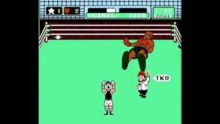 how to beat mike tysons punch out