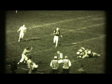 Versailles High School Tiger Football - Ohio - 1965 Scrimmage vs. Covington