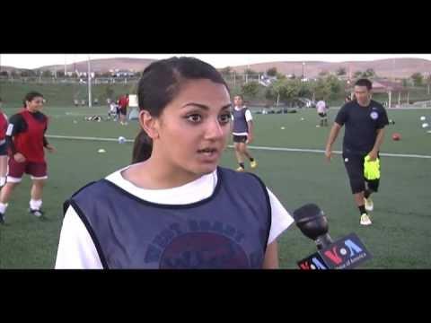 Afghan Girls Football   Soccer   California