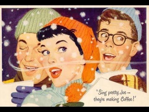 Bing Crosby & Carol Richards - Silver Bells 1950