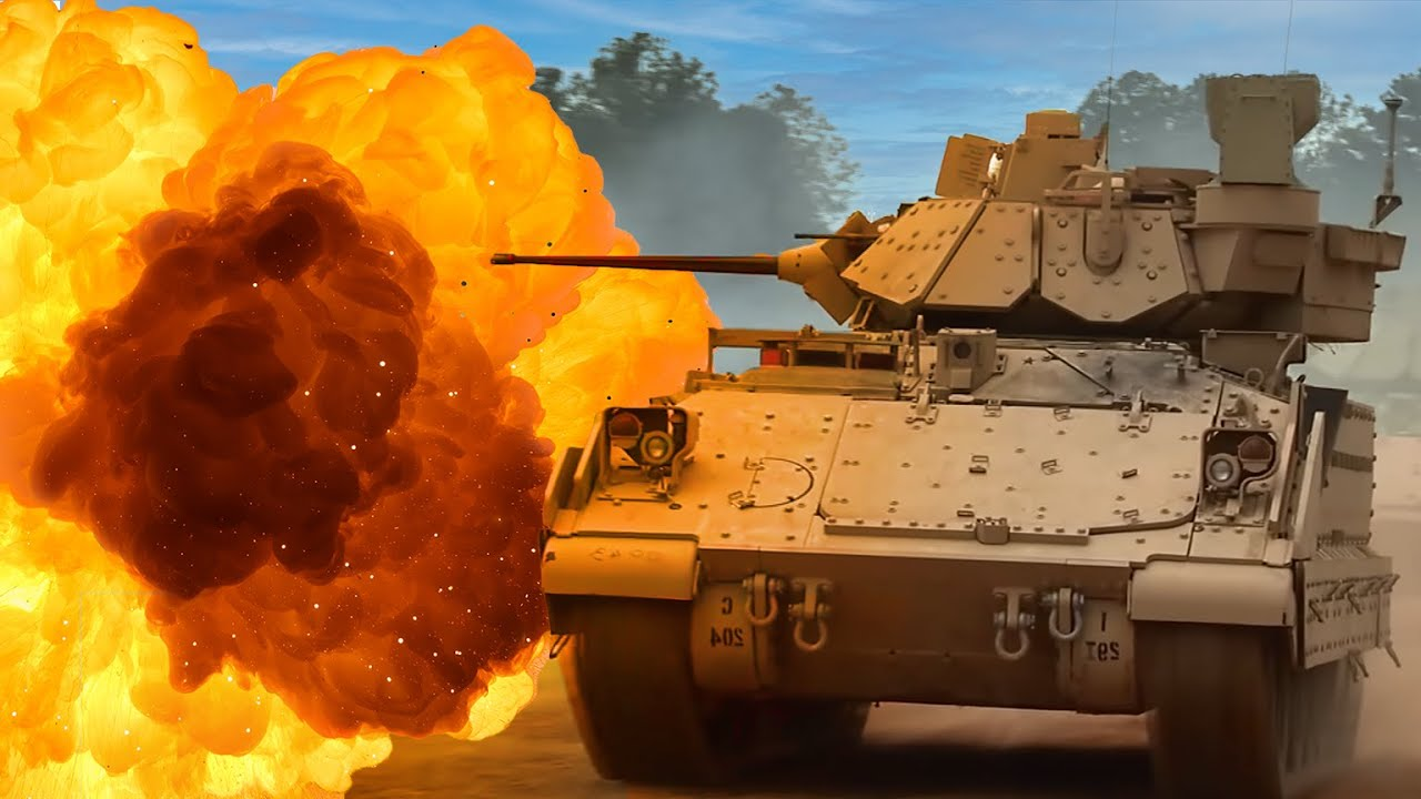 Infantry Fighting Vehicles: The Armoured Chariots Of Battle   Combat Forces   War Stories