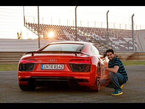 Audi R8 V10 2016 اودي ار8