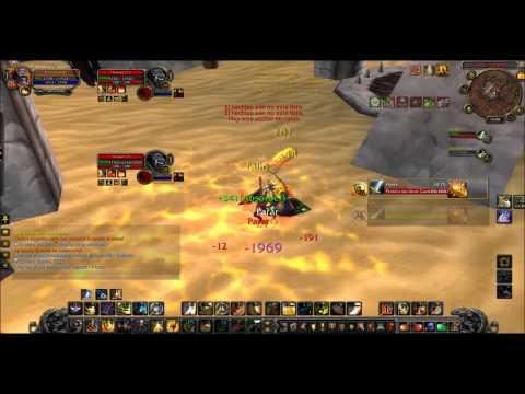 1vs2 twink 70 World of warcraft