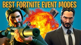 The Best Limited Time Modes in Fortnite | Fortnite LTM