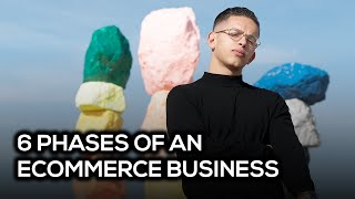 HARD TRUTH: 6 Phases Of An eCommerce Business   SAMIR CHIBANE