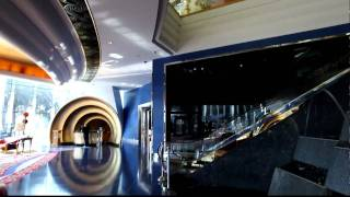 Burj al Arab Dubai, The lobby,HD quality.mov