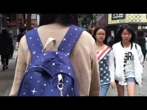 Periscope Rewind: People Watching in Causeway Bay