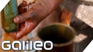 Ölbauern von Myanmar | Galileo | ProSieben