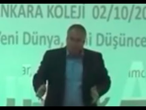 Body Language, Presentation and Proverb | Doç. Dr. Adil Oran | TEDxYouth@AnkaraKoleji