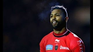 Delon Armitage - Rugby's Biggest Thugs
