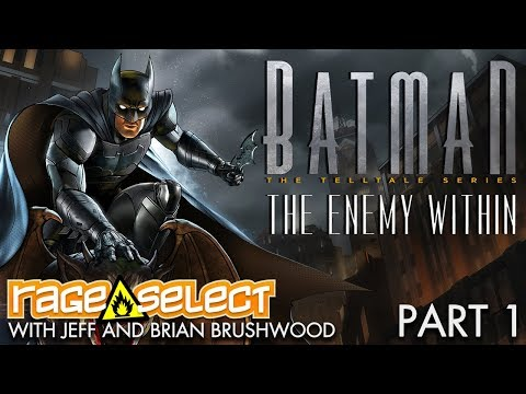 The Dojo - Batman: The Enemy Within - Part 1 WITH BRIAN BRUSHWOOD!!!