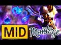 Midlane Montage 5 - High Elo MID LANER Plays | League Of Legends Mid