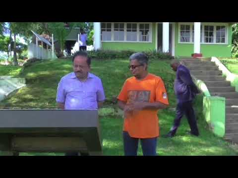 Dr Harsh Vardhan visits Gandhiji's home in Phoenix Settlement, SA