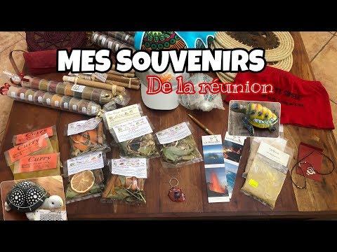 Mes souvenirs de la Réunion