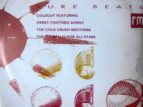 Coldcut - 'Acid Drops (Bomb The Mix)' 1988
