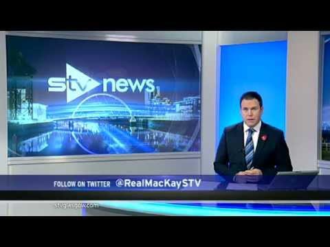 el Mafrex on National Tv - SCOTTISH TV(STV) News