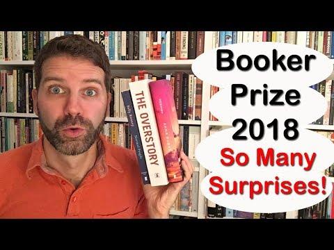 Booker Prize 2018 Longlist - Reaction