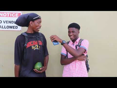 **TRICK QUESTIONS** On the streets of Antigua.