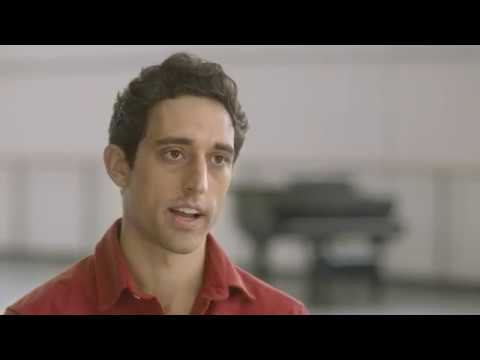 NYC Ballet's Justin Peck and Taylor Stanley on Peck's RODEO: FOUR DANCE EPISODES