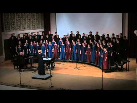 Capital University Combined Choirs -