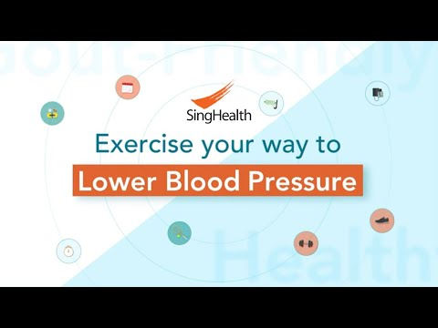 Exercise Your Way to Lower Blood Pressure