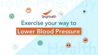 Exercise Your Way To Lower Blood Pressure Youtube