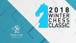 2018 Winter Chess Classic: Round 2