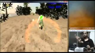 Fun Island : LEAP MOTION with JME3