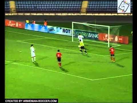 HQ Armenia - Montenegro 4:1 (U-21), Qualifiers 2013