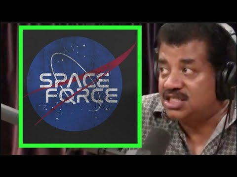 Joe Rogan - Neil deGrasse Tyson on Space Force