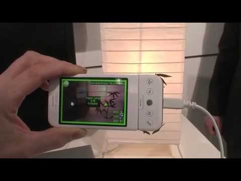 Using Hydra for an Energy Efficiency Application. Demonstration at CeBIT 2010 Hannover.