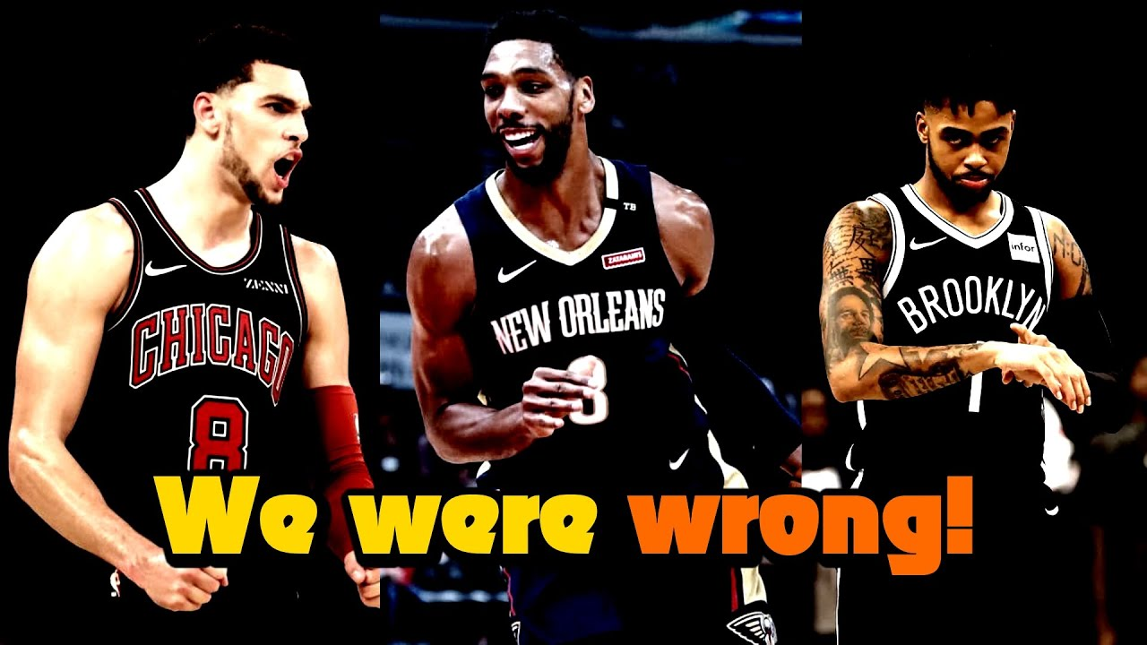 8 Young Nba Players Who Many Fans Were Wrong About Youtube