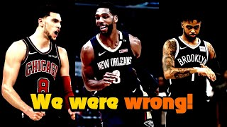 8 Young NBA Players Who Many Fans Were WRONG About!