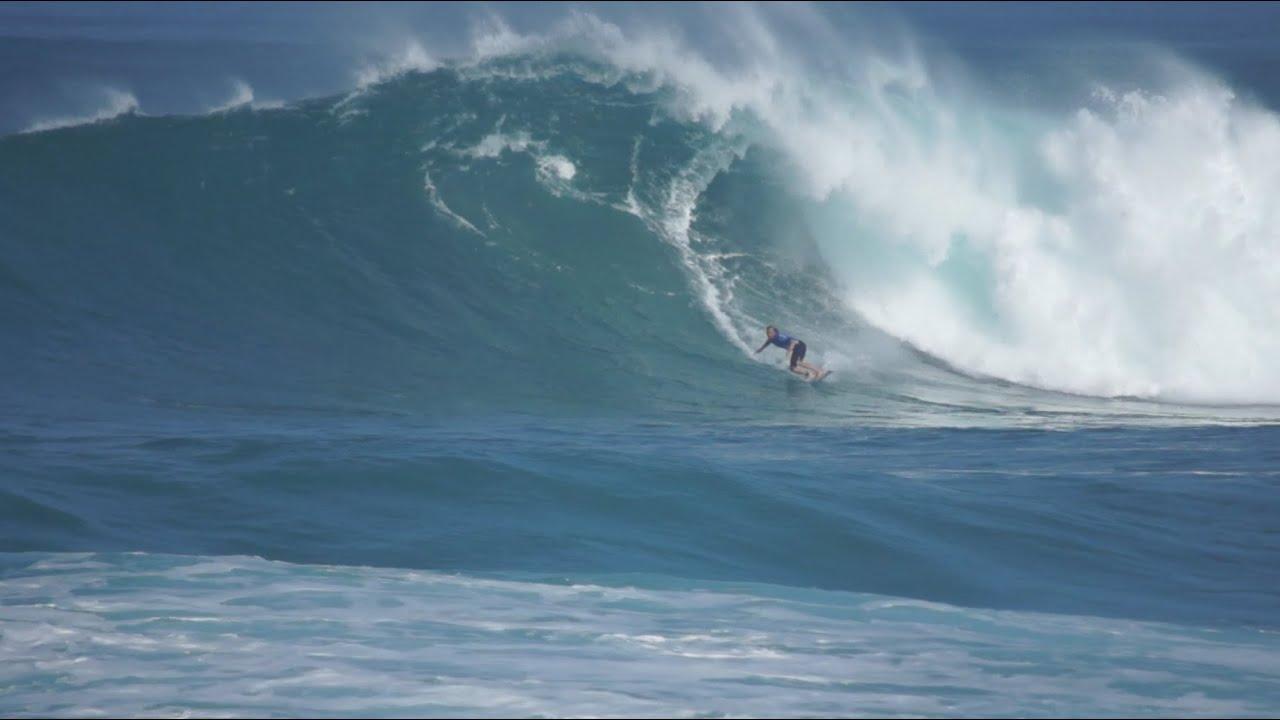Epic Surf Sunset Beach HIC Pro YouTube - 16 epic surfing photos
