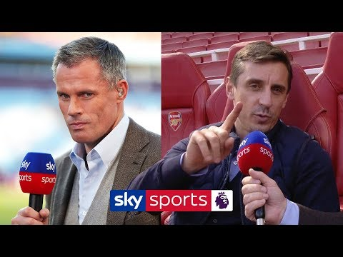 Would Gary Neville call Jamie Carragher his 'mate'?   Off Script