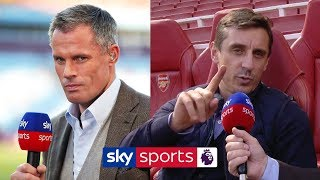 Would Gary Neville call Jamie Carragher his 'mate'? | Off Script