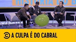 #ACulpaÉDoCabral - Balão da ARQUITETURA