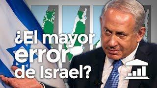 ¿Por qué ISRAEL se EQUIVOCA en CISJORDANIA? - VisualPolitik