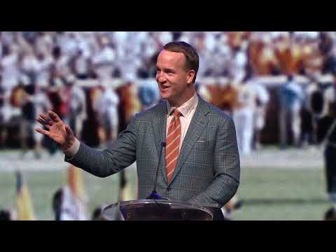 Peyton Manning - Join the Journey Campaign