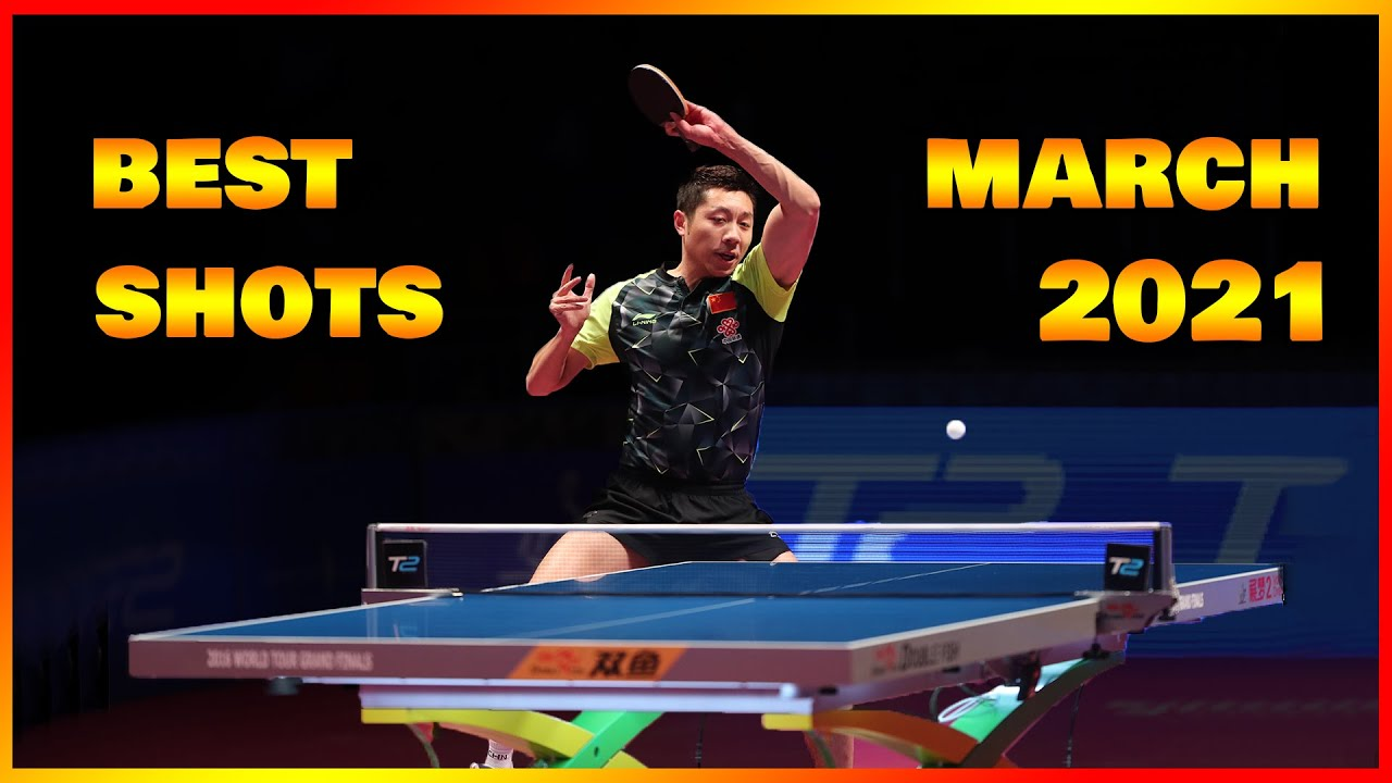 Download Best Table Tennis points of March 2021 [HD]