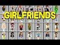 Minecraft GIRLFRIEND MOD! | GET YOUR OWN GIRLFRIEND, DATES, BREAK UPS, & MORE! | Modded Mini-Game
