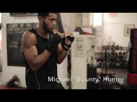 Michael Hunter In Camp For Aleksandr Usyk - esnews boxing