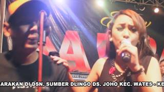 HAPPY ASMARA KONCO MESRA NEW SATRIA LIVE JOHO WATES