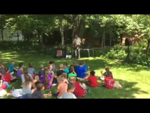 Dallas County Conservation Board sing-along at Voas