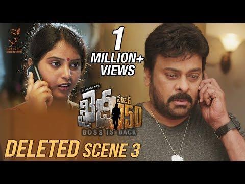 Khaidi No 150 Deleted Scene 3 ||...