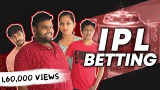 IPL BETTING | Kannada Comedy Sketch | Troll Haiklu