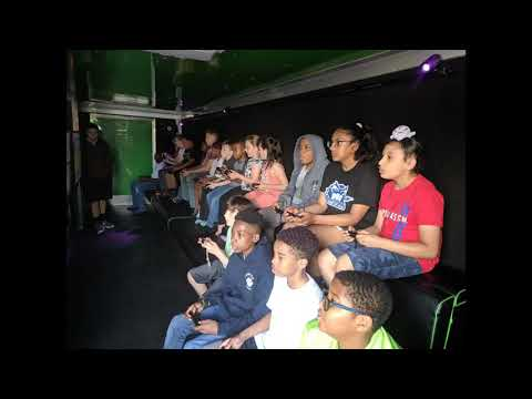 Campus Community School Awesome Spring Community Festival Video Game Event Highlights
