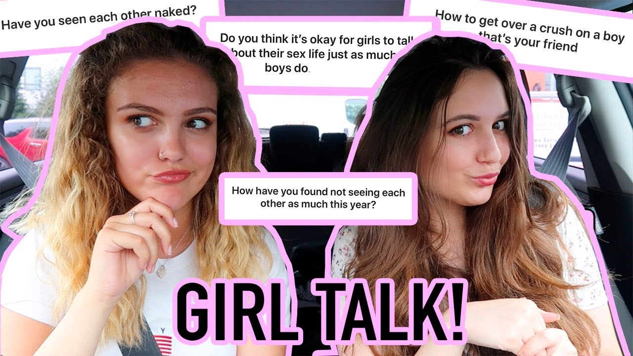 GIRL TALK WITH MY BFF! Moving Away, Jealousy Issues & Sexuality Chats...????????