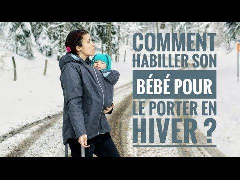 [TUTO PORTAGE] Comment Porter Bébé En Hiver? Mes Astuces Et Conseils Pour Un Hiver Au Chaud...